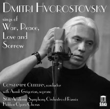 Dmitri Hvorostovsky : Dmitri Hvorostovsky Sings of War, Peace, Love and Sorrow