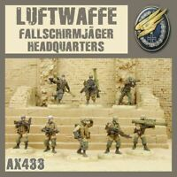 DUST 1947 - Axis Luftwaffe Fallshirmjager Headquarters -=NEW=-