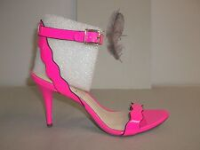 Jessica Simpson Size 8 M Morena Pink High Heels Sandals New Womens Shoes