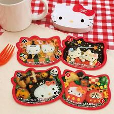New Hello Kitty Card Games Lunch Box Bento Design Made in Japan F/S