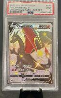 PSA 9 MINT Pokemon Champions Path Secret Rare Shiny Charizard V Card 079/073