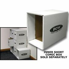 More details for short comic house with inner support (bcw) box sold separately