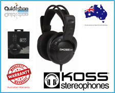 Koss UR20 DJ Headphones Noise Cancelling Large Earpad For sound intensity & Bass