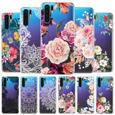Clear Painted Soft Rubber TPU Case Cover For Samsung A10 A20 A30 A40 A50 A70 A90