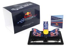 Amalgam 1:12 Red Bull RB6 Vettel 2010 Nosecone Nez et aileron F1 Nose Cone !
