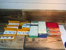 Job Lot Of Kodak-Fujifilm-GEPE and bonum slides and cases