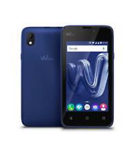 Móviles y smartphones azules con conexión 3G