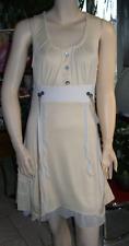 Robe D-stiag taille s/m  jaune et blanc parfait état