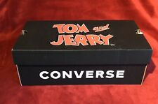 Converse 'Tom & Jerry' Size 6 Shoe Box - EMPTY SHOE BOX ONLY