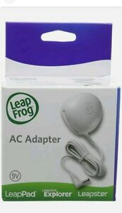 Leapfrog Leappad 1,2, Leapster Charger Ac Adapter Unboxed