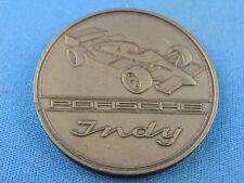 "Porsche Medaille Bronze 1988  ""Porsche  INDY""  (B101)"