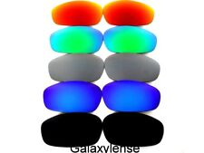Galaxy Replacement Lenses For Oakley Whisker Black&Blue&Titanium&Green&Red 5 PS