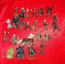 LOTR Lord Of The Rings Armies Of Middle Earth Action Figure Lot Set Bundle