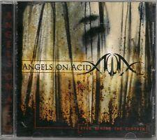 Angels On Acid cd Eyes Behind The Curtain 14tk 2008 DSBP1087 EBM, Industrial