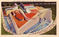 General Motors Exhibit New York World'S Fair 1939 Building designed by Geddes