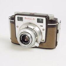 >Vintage 1950's Kodak Bantam RF Camera 50mm F3.9 W/ Leather Case