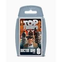 Top Trumps - Dr Who Pack 6