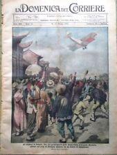 La Domenica del Corriere 23 Maggio 1920 Roma-Tokyo Ferrarin Bissolati Principe