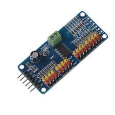 16 Ch 12-bit Pwm Servo Shield Motor Driver I2C Module Pca9685 For Arduino Ep