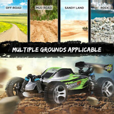 Wltoys A959-A Rc Car 2.4G 1/18 4Wd 35Km/H Racing High Speed Vehicle Rtr Toy S4G7