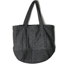 Gerald & Stewart Fidelity Women Wool Pea Coat Bag Gray Tote