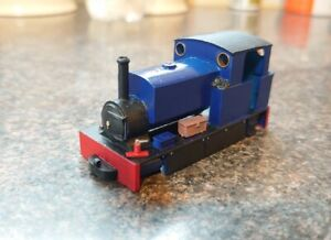 009/oo9 Narrow Gauge Manning Wardle Tram Body. Painted And Detailed