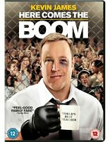 Here Comes the Boom DVD Kevin James Salma Hayek Gift Idea Movie Film Movie NEW