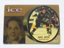1998-99 98/99 UD McDonalds Ice ROOKIE McD 27 Daniel Briere Phoenix Coyotes RC