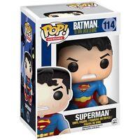 Pop Heroes Dark Knight Returns Superman Vinyl Figure Funko