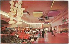 Court of Flowers at Chris-Town Shopping Center in Phoenix AZ Postcard