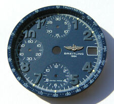 BREITLING CHRONOMAT A13050.1 BLAUES ZIFFERBLATT BLUE DIAL ESFERA I094