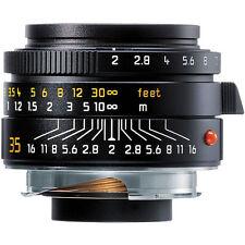 Leica 35mm f/2.0 Summicron M Aspherical Manual Focus Lens 11879- Brand New!