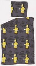 Original Simpsons Bettwäsche Homer - The last perfect man   *NEU & OVP*   RAR