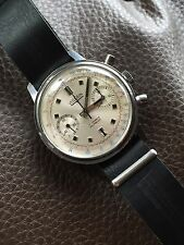 Vintage Vulcain Chronograph Mens Watch ( Valjoux 7733 ) Just Serviced!