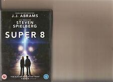 SUPER 8 DVD JJ ABRAMS STEVEN SPIELBERG