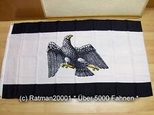 Fahnen Flagge Preußen Dienstflagge 1921 bis 1933  Sonderposten - 90 x 150 cm