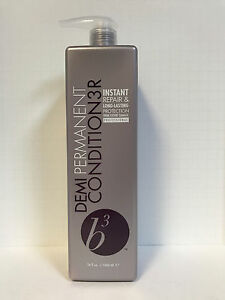 Brazilian Blowout B3 Professional Demi Permanent Conditioner - 34oz