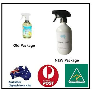 Eucalyptus multipurpose spray and Clean Australia Made 500ml