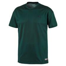 PUMA Herren A.C.E. SS Tee T-Shirt DryCELL grün 516648