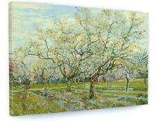 """Vincent van Gogh The Orchard Trees  CANVAS PICTURE WALL ART """"BOX FRAME #A381"""