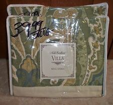 930   Noble Excellence VILLA DEL MAR King Pillow Sham Case Cover