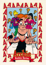 Archie Comics Skybox Promo Card numbered 8