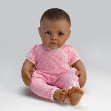 Ashton Drake Play dolls So Truly Mine - Dark Skin by Linda Murray