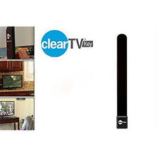 1pc Digital Tuner Antenna Clear Key HDTV Free TV Indoor Antenna Ditch Cable
