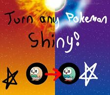 Pokemon Sun Moon OR AS X Y Edit Turn Any 1 Pokemon Shiny Guide