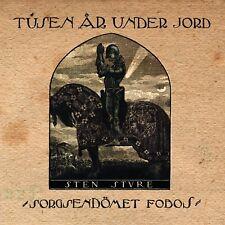 TUSEN AR UNDER JORD - SORGSENDÖMET FOBOS  CD NEW+