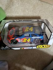 2003 Hot Wheels Jeff Gordon Stockerz 1:24 NASCAR Dupont Flames #24 Flames NEW