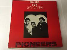REGGAE FOR LOVERS PIONEERS VINYL LP DMC PRODUCTIONS VG+/EX