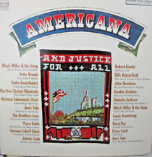 Americana Vinyl Gatefold Double LP Columbia Special Records CSS 934 NM- Stereo