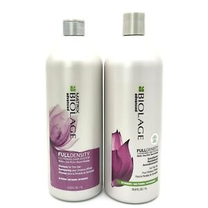 Matrix Biolage  FullDensity Shampoo & Conditioner for Thin Hair 33.8 oz Duo